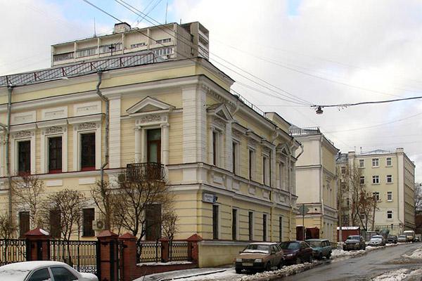 Первая Мещанская улица в Москве, 2008 г